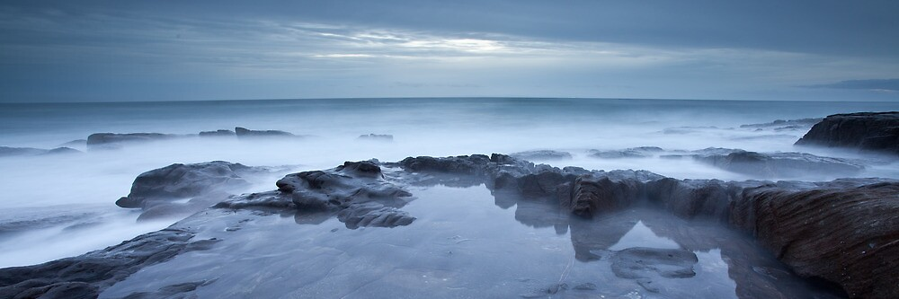 Silver Sunrise by Martin Canning