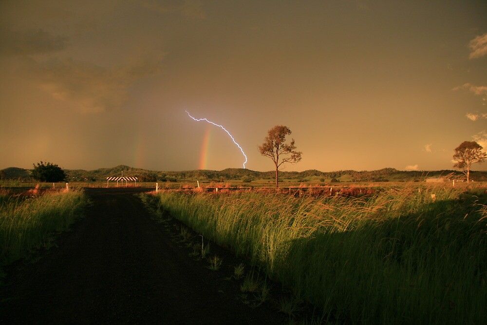 Electric Rainbow by Jason Paterson