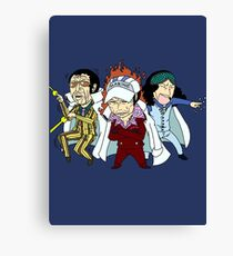 Big Three Canvas Print