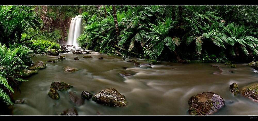 Hopetoun Falls 2 by JayDaley