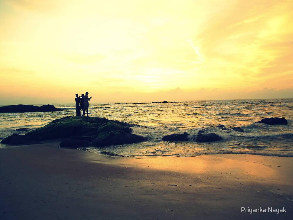 Suratkal Beach (Mangalore - India) - XII by Priyanka Nayak