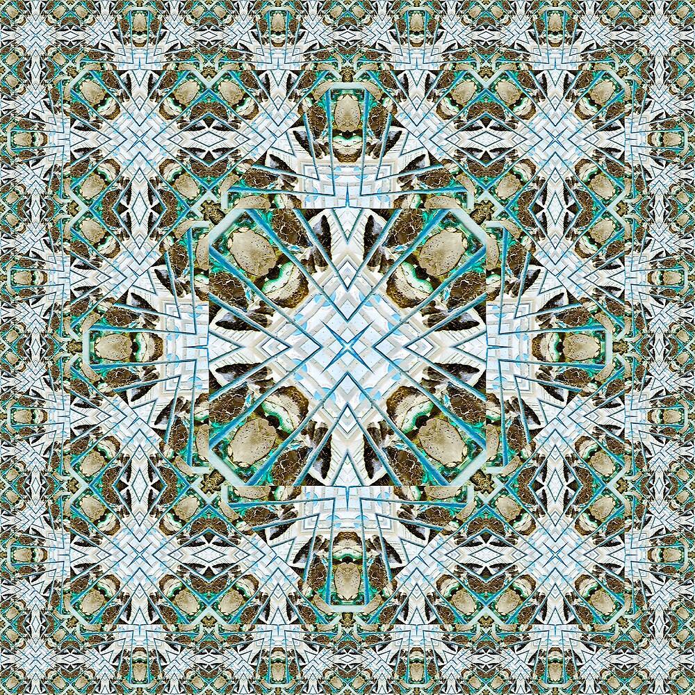 Escher's BBQ by Hugh Fathers