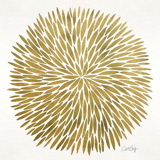 Golden Burst by Cat Coquillette