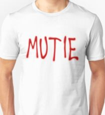"""MUTIE"" Mutant Pride Graffiti  T-Shirt"