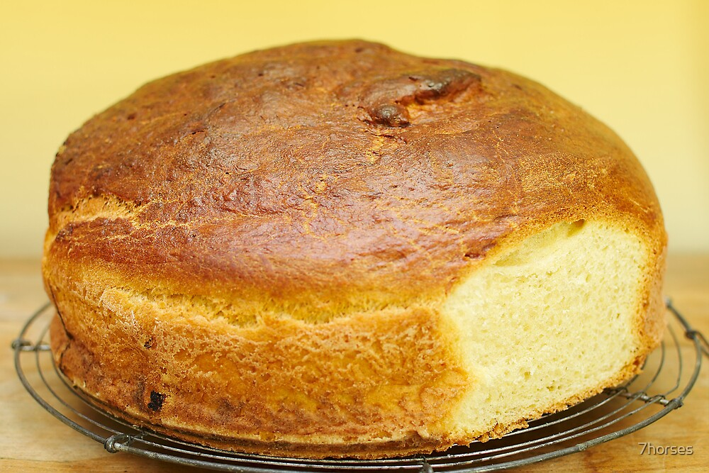 Home Made Brioche by 7horses