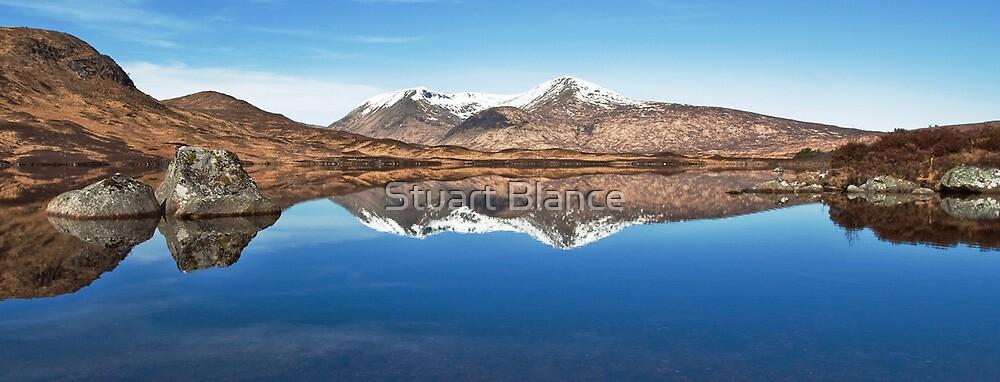 Time to reflect by Stuart Blance