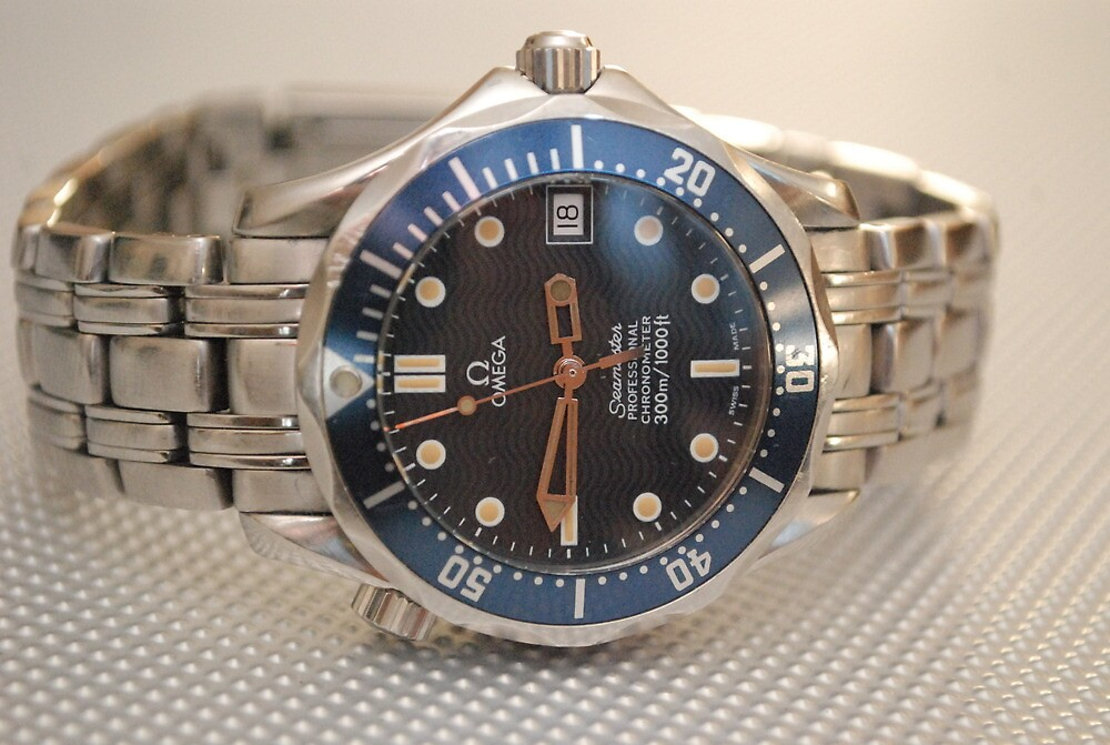 Omega Seamaster Mid-Size by watches