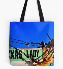 Texas Lady Tote Bag