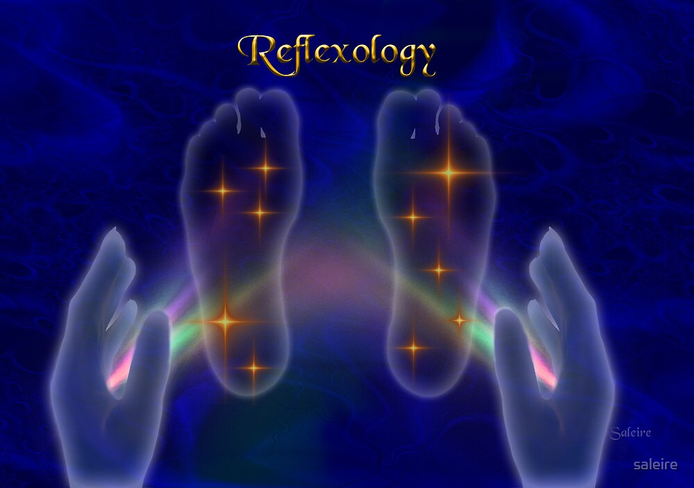 Reflexology 2 by saleire