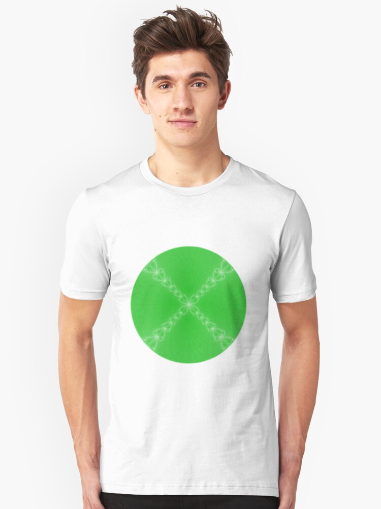 Newton's Method of Approximation Unisex T-Shirt Front