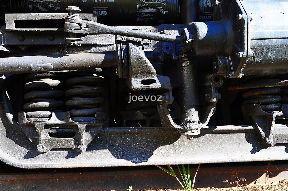 Train Springs by joevoz