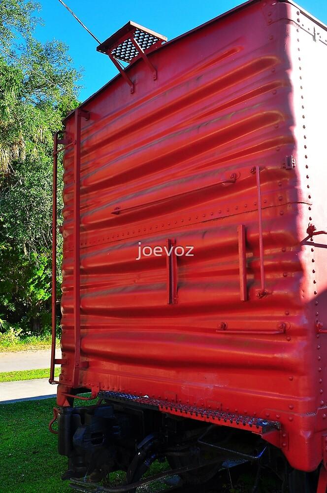 Box Car by joevoz