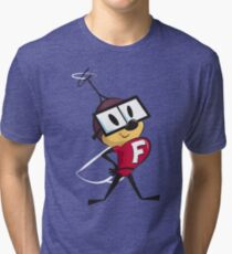 Fearless Fly Tri-blend T-Shirt