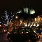 A night in Edinburgh by Alan Findlater