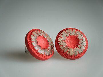 Earrings by jessikachu