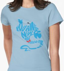 Friend Like Me Womens Fitted T-Shirt