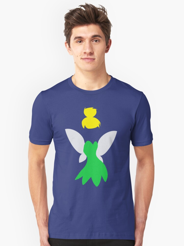 I Do Believe in Fairies Unisex T-Shirt Front