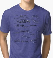 new your time Tri-blend T-Shirt