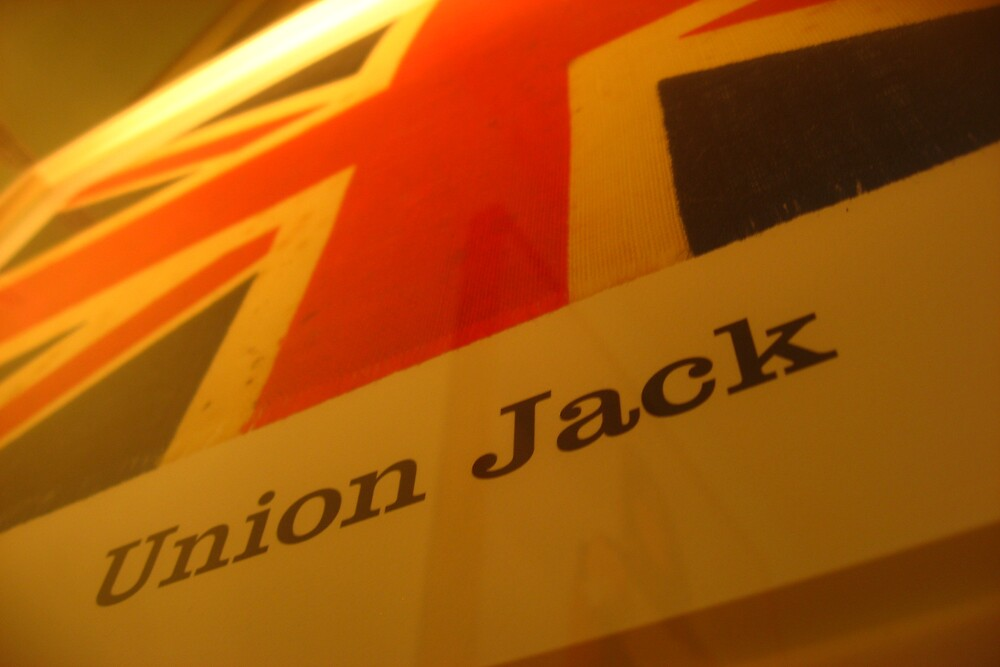 'Ol Union Jack by ModeDesigns