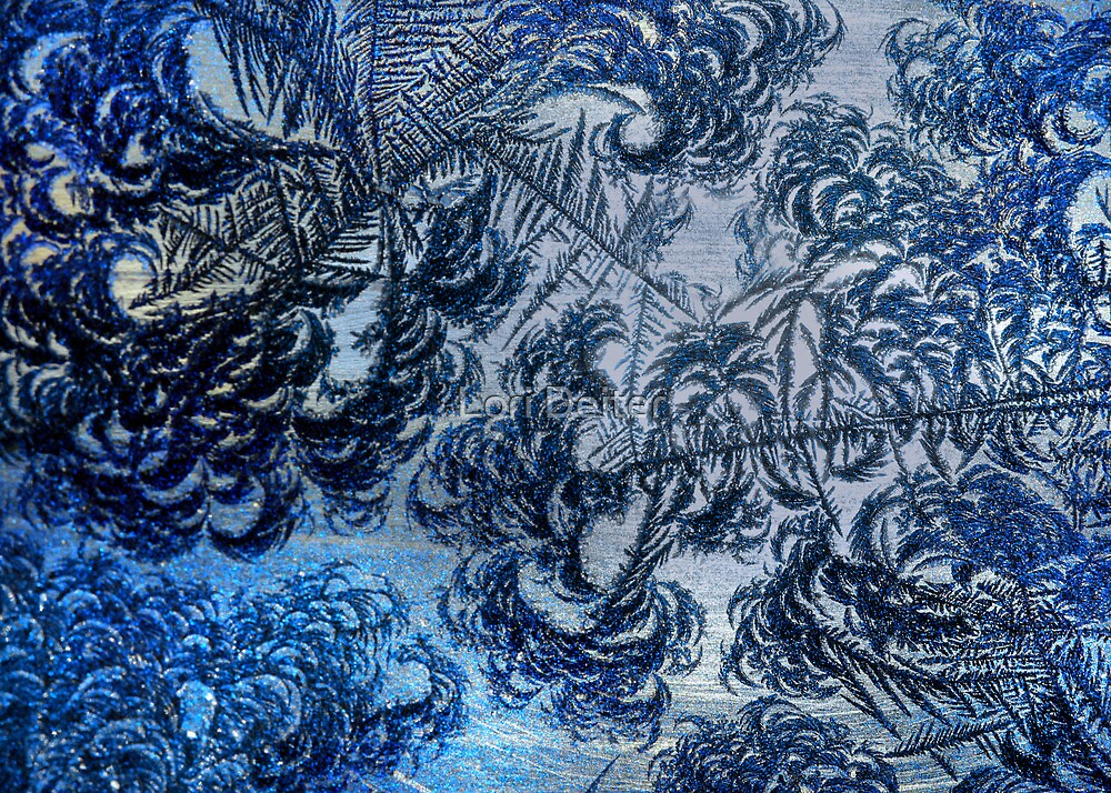 A Visit from Jack Frost by Lori Deiter