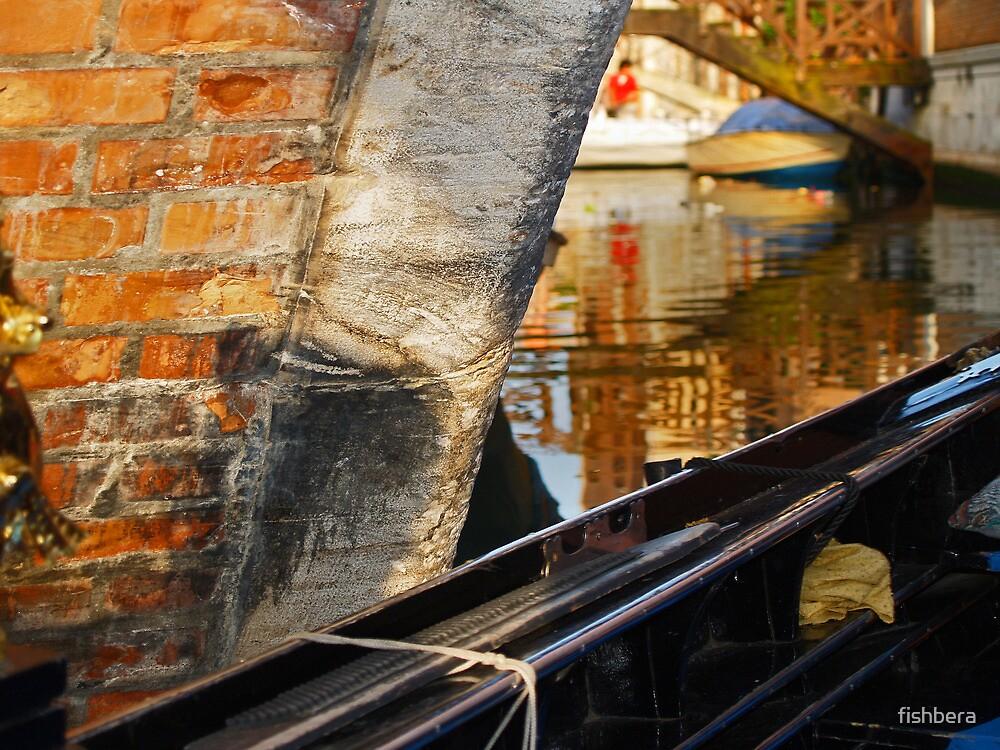 Gondola Ride by fishbera