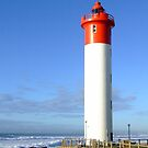 Umhlanga Lighthouse by Antionette