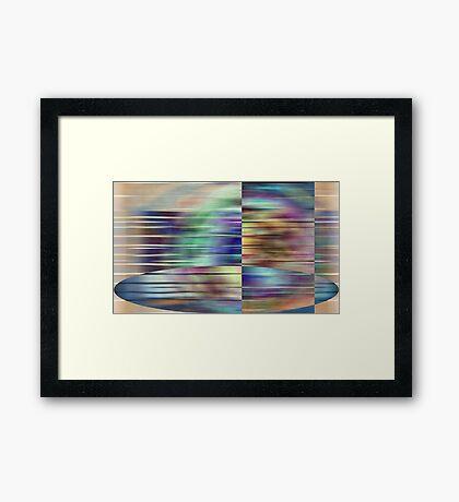 5516 Framed Print