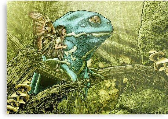 My Big Blue Buddy by James Fosdike