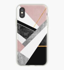 Lines & Layers iPhone Case