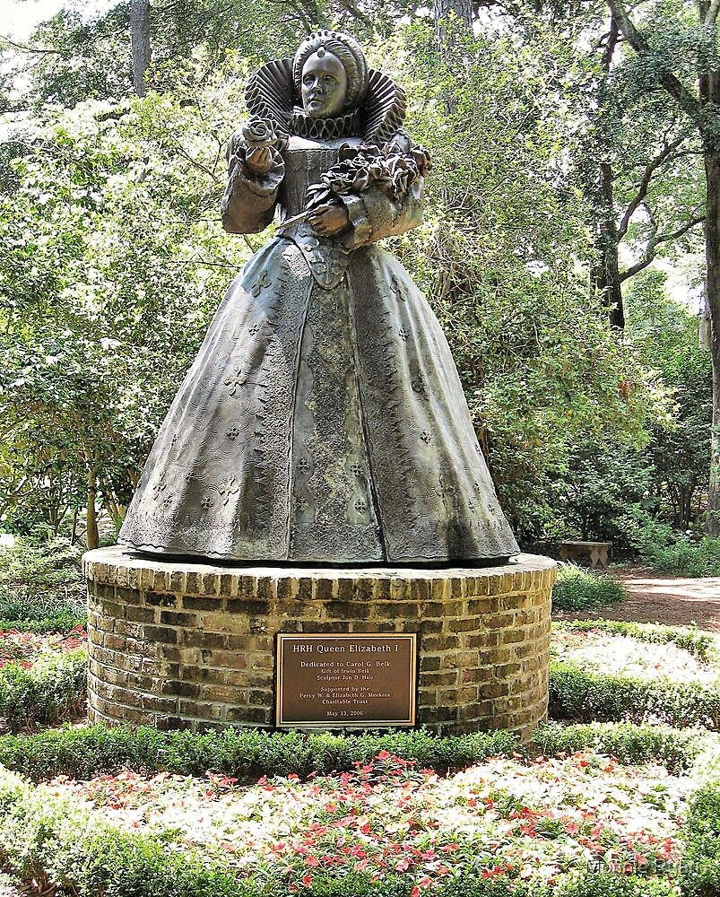 Royal Gardens by Monnie Ryan