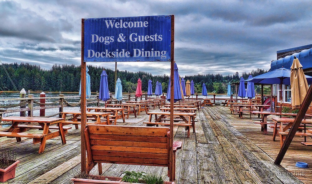 Dockside Dining by jeanniechris