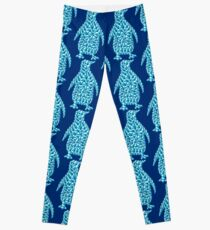 Ice Penguin  Leggings