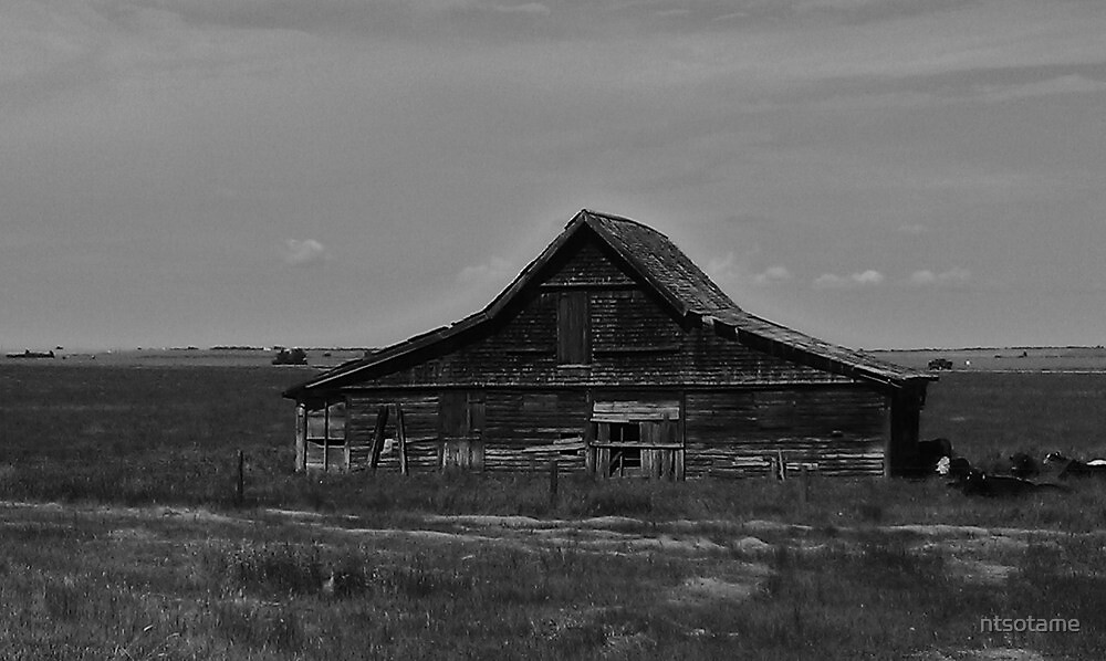 An old homestead  by ntsotame