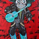 Spirit Of The Mariachi by Laura Barbosa