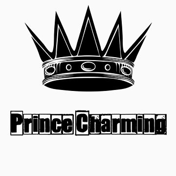 Prince Charming by justtees