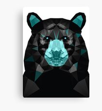GTA V Bear Canvas Print