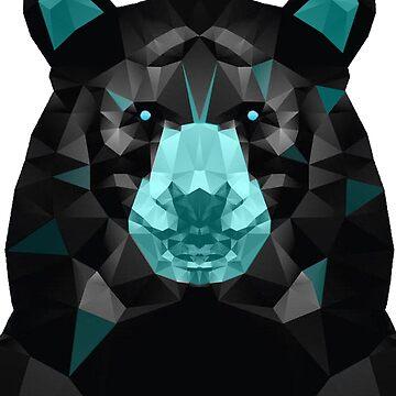 GTA V Bear by Axylious