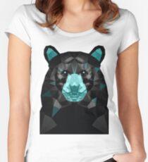GTA V Bear Women's Fitted Scoop T-Shirt