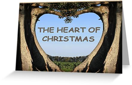 """The Heart Of Christmas"" by myraj"