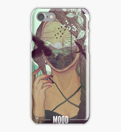 MOOD iPhone Case/Skin