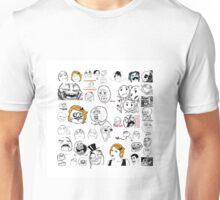Meme Collaboration Shirt Unisex T-Shirt