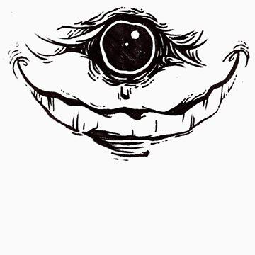 Jolly Cyclops  by Somniac