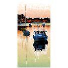 Boats by Jennifer Craker
