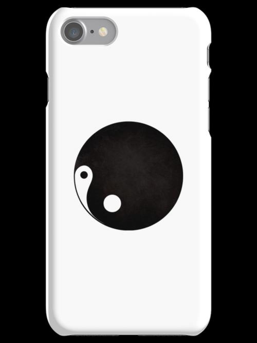 Too Much Yin Tshirt by Jeremy Ley