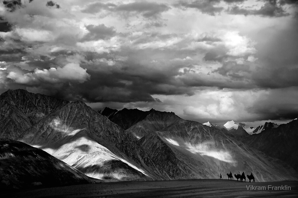 The Caravan by Vikram Franklin
