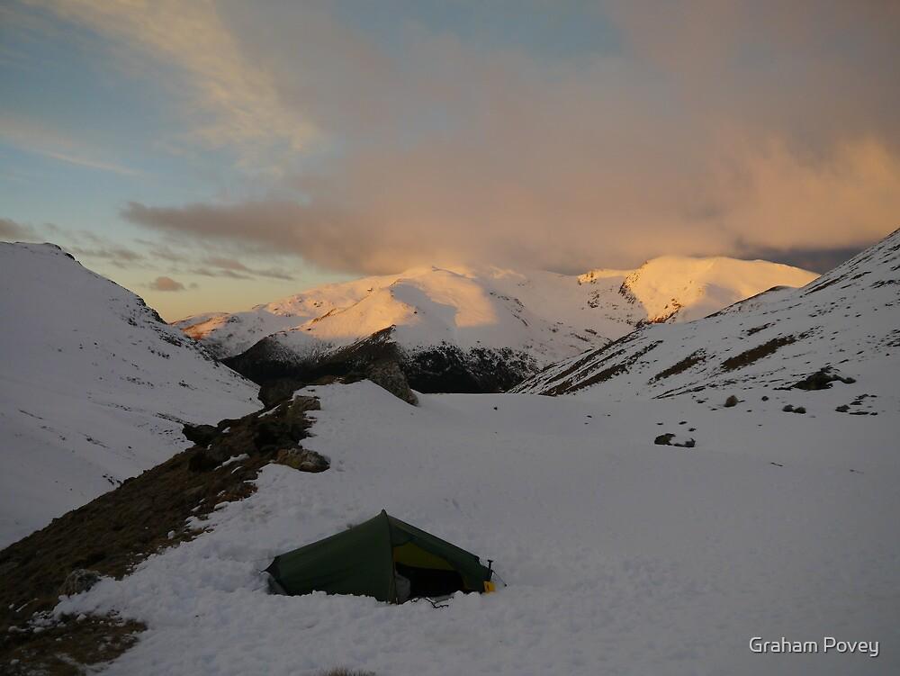 Snowcamp 2 by Graham Povey