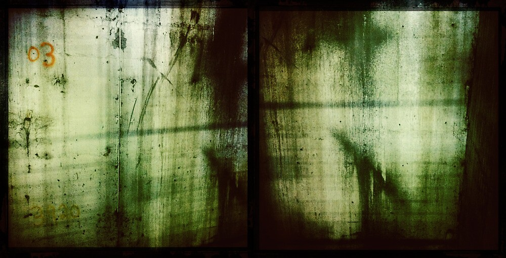Zero Three_Diptych by Steve Lovegrove