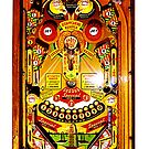 pinball machine by andytechie