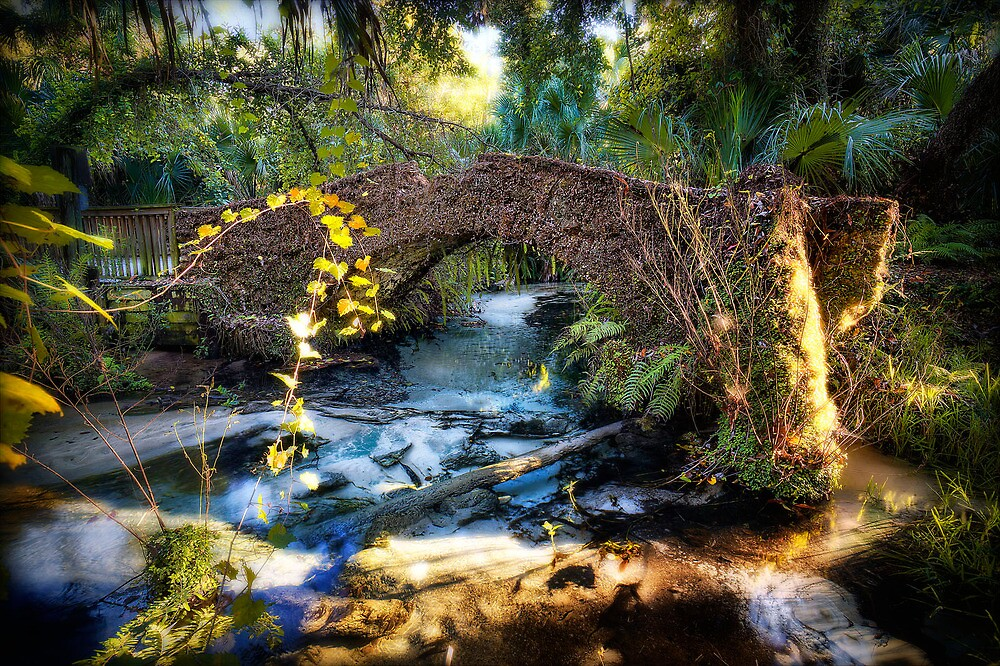 Old Bridge by CafeImpressions