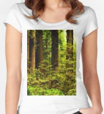 Giants of Nature Women's Fitted Scoop T-Shirt